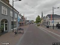 Brandweer naar Dorpsstraat in Vorden vanwege schoorsteenbrand