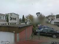112 melding Besteld ambulance vervoer naar Mildenburg in Dordrecht