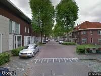 112 melding Ambulance naar Mechtildisstraat in Tilburg