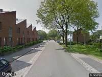 Ambulance naar Meerkoetstraat in Duiven