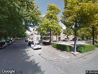 112 melding Ambulance naar Sluissingel in Breda