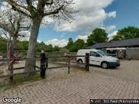 Ambulance naar Schepengraaf in Ospel
