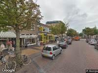 112 melding Ambulance naar Grote Krocht in Zandvoort