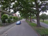 112 melding Ambulance naar Zilvermeeuwlaan in Eindhoven