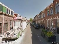 112 melding Ambulance naar Busken Huëtstraat in Haarlem