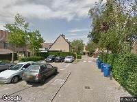 Ambulance naar Sleperstraat in Alkmaar