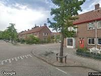 112 melding Ambulance naar Manenburgstraat in Amsterdam