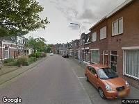 112 melding Ambulance naar Korenbloemstraat in Tilburg
