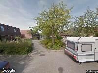 Ambulance naar Schar in Hellevoetsluis