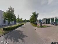 Ambulance naar Everdenberg in Oosterhout