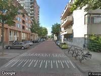 112 melding Besteld ambulance vervoer naar Tweede Constantijn Huygensstraat in Amsterdam