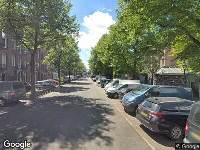 112 melding Ambulance naar Hemonylaan in Amsterdam