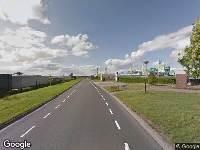 Brandweer naar Zuiderhavenweg in Tiel vanwege verkeersongeval