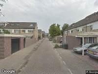 Ambulance naar Voornestraat in Alkmaar