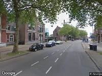 112 melding Besteld ambulance vervoer naar Goirkestraat in Tilburg