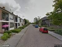 112 melding Besteld ambulance vervoer naar Bernhardstraat in Oude-Tonge