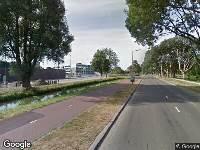 112 melding Politie naar Develsingel in Zwijndrecht vanwege ongeval met letsel