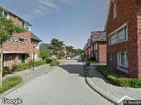112 melding Politie naar Paukenstraat in Eindhoven