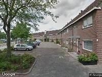 112 melding Ambulance naar Bronkhorst in Alphen aan den Rijn