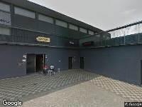 112 melding Brandweer naar Winkelcentrum Woensel in Eindhoven