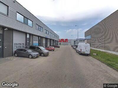 Brandweer naar Watervoort in Amsterdam vanwege brand