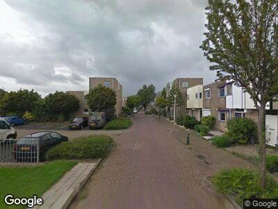 Ambulance naar Boomgaard in Strijen