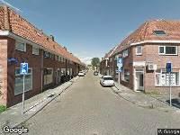 112 melding Ambulance naar Zebrastraat in Rotterdam