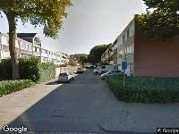 112 melding Ambulance naar Willem van Boelrestraat in Breda