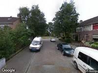 112 melding Ambulance naar Steenhagen in Rotterdam