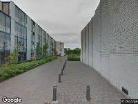 112 melding Politie naar Norderstedtplein in Zwijndrecht vanwege ongeval met letsel