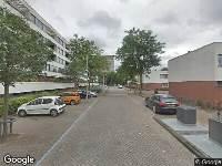 112 melding Ambulance naar Duke Ellingtonstraat in Amsterdam