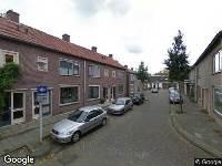 112 melding Ambulance naar Godfriedstraat in Eindhoven
