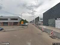 112 melding Politie naar Poortland in Amsterdam