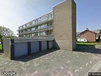112 melding Ambulance naar Beekmanstraat in Dordrecht