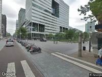 112 melding Ambulance naar Gustav Mahlerlaan in Amsterdam