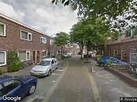 112 melding Ambulance naar Dorreboomstraat in Haarlem