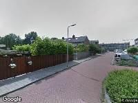 112 melding Ambulance naar J.H. van Straaten van Nesplantsoen in Boskoop