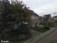 112 melding Ambulance naar Berkven in Eindhoven