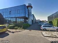 112 melding Brandweer naar Duivendrechtsekade in Amsterdam vanwege een liftopsluiting