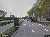 Traumahelikopter naar Boezemlaan in Rotterdam