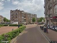 112 melding Besteld ambulance vervoer naar Eerste Atjehstraat in Amsterdam