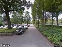 Ambulance naar Jan Wierhof in Tilburg