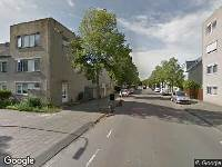112 melding Brandweer naar Steve Bikostraat in Haarlem vanwege brand
