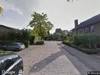 112 melding Ambulance naar Nemelaer in Oosterhout