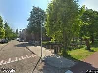 112 melding Brandweer naar Tefelenstraat in Amsterdam