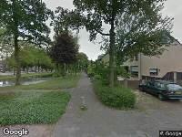 112 melding Brandweer naar Emminkhuizen in Zwijndrecht vanwege waarnemen gaslucht
