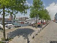 112 melding Ambulance naar Krijn Taconiskade in Amsterdam