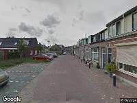 Ambulance naar J.W.C. Bloemstraat in Alphen aan den Rijn
