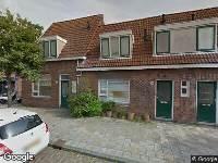 112 melding Ambulance naar Jacob Geelstraat in Haarlem