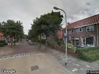 112 melding Ambulance naar Commandeurslaan in Katwijk